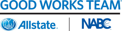 2015 Allstate NABC and WBCA Good Works Teams(R). (PRNewsFoto/Allstate Insurance Company) (PRNewsFoto/ALLSTATE ...