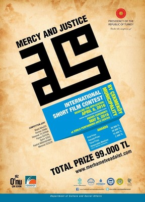 """""""Mercy and Justice"""" International Short Film Festival Opens"""