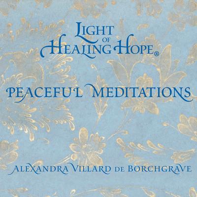 Light of Healing Hope: Peaceful Meditations DVD cover.  (PRNewsFoto/Light of Healing Hope Foundation)