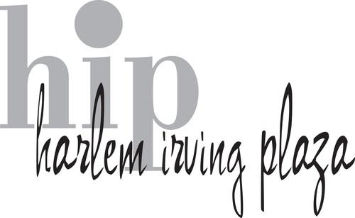HIP logo. (PRNewsFoto/Harlem Irving Plaza) (PRNewsFoto/HARLEM IRVING PLAZA)