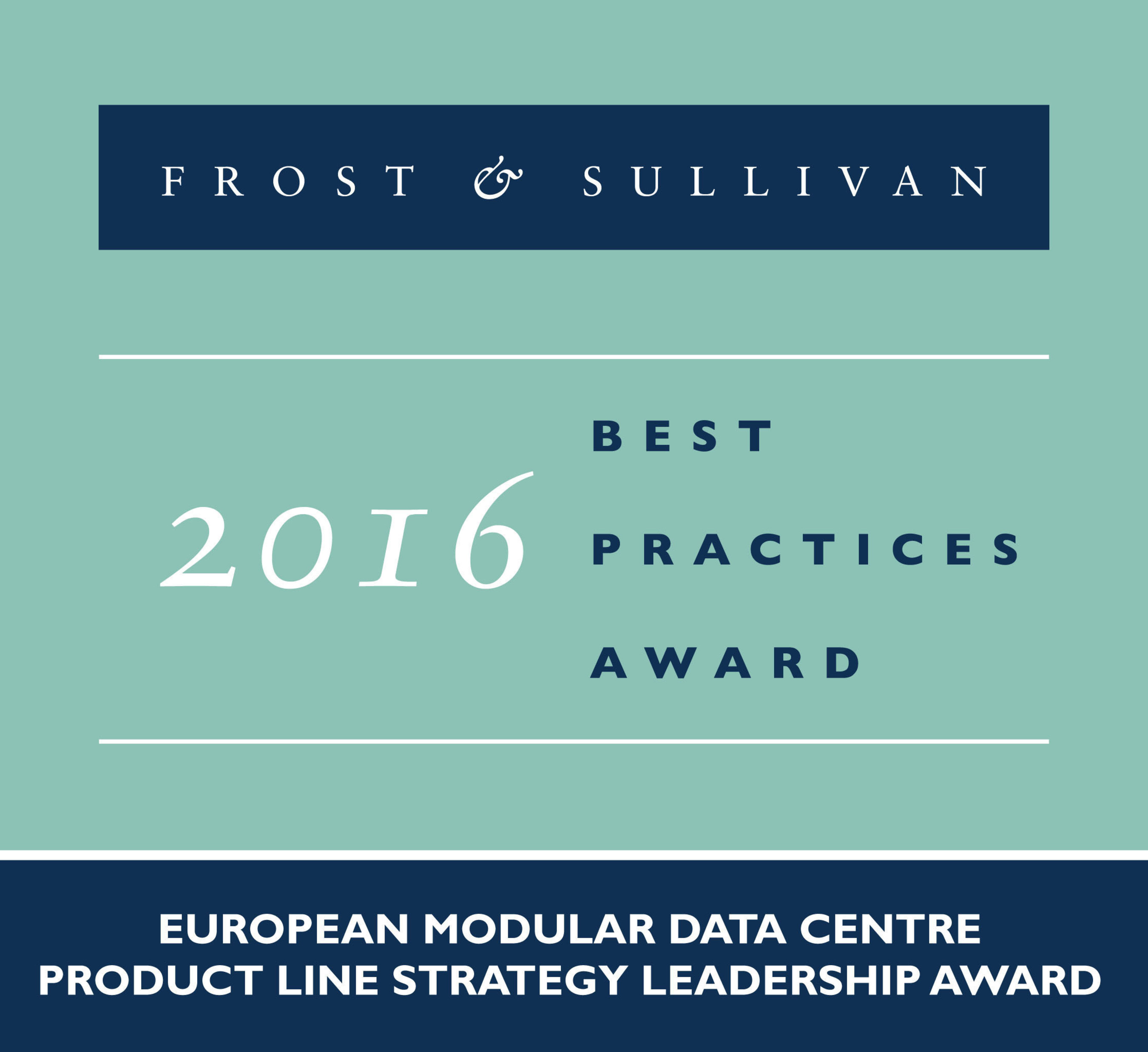 ICTroom Receives 2016 European Modular Data Centre Product Line Strategy Leadership Award