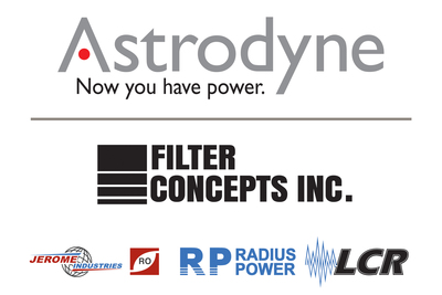 Astrodyne Corporation Acquires Filter Concepts, Inc. (PRNewsFoto/Astrodyne Corporation)