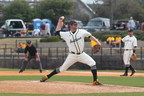 Southern Miss pitcher James McMahon, a finalist for National College Pitcher of the Year, has won the 2015 C Spire Ferriss Trophy as the top college baseball player in Mississippi this season.