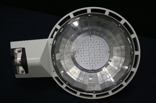 Evolucia Night Watch Luminaries is ideal for outdoor lighting applications in areas that require wide ...