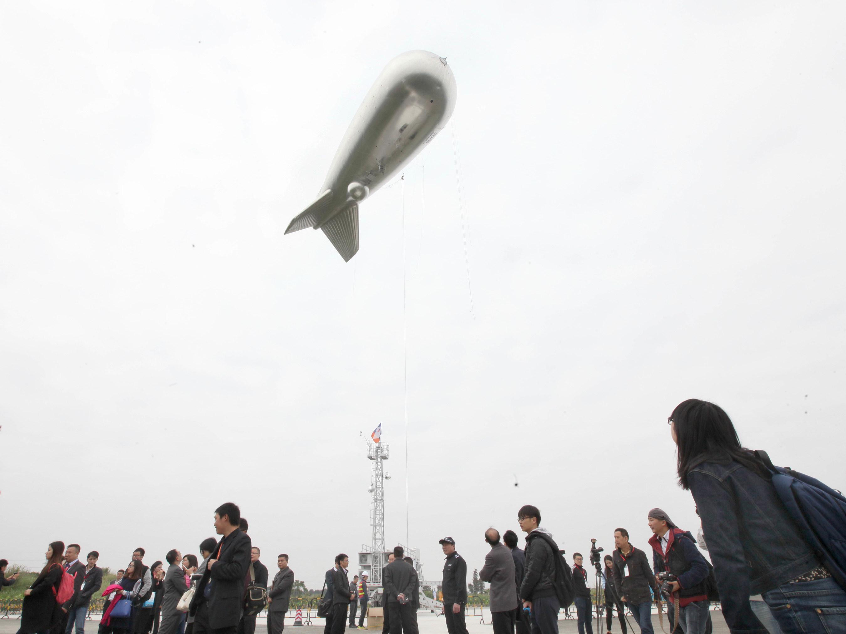 Le vol commercial du KuangChi Cloud pose un jalon dans l'innovation de l'espace urbain