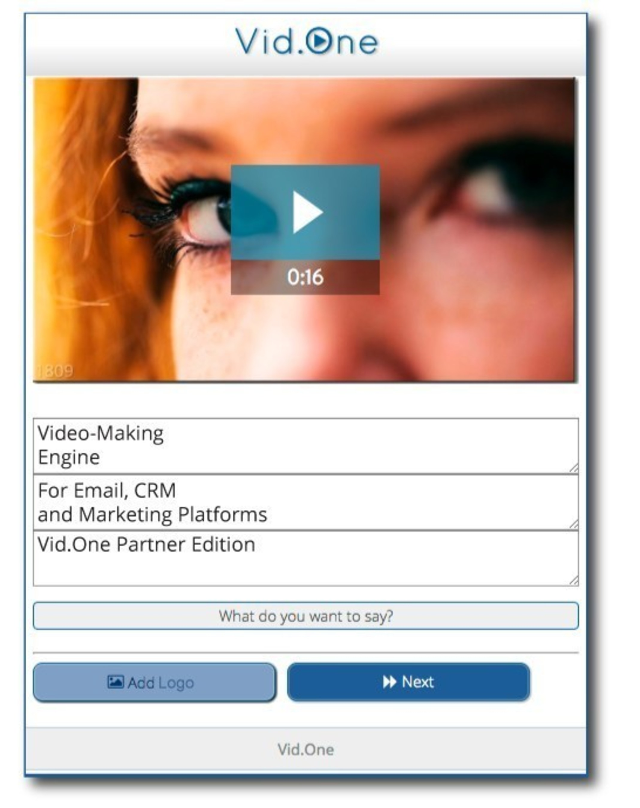 Make Marketing Videos In 30 Seconds