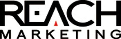 Reach Marketing logo. (PRNewsFoto/Reach Marketing) (PRNewsFoto/REACH MARKETING)