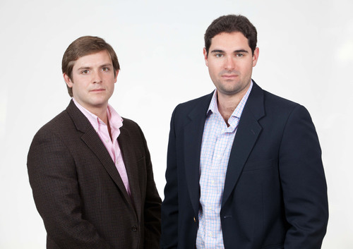 Co-Founders of the Next Step Realty, Belton Baker and Blair Brandt.  (PRNewsFoto/The Next Step Realty)
