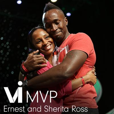 ViSalus 5-Star Ambassadors Ernest and Sherita Ross