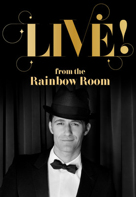 Matthew Morrison To Perform at LIVE! from the Rainbow Room Concert Series on Monday, October 24, 2016.