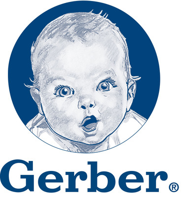 Official GERBER Logo (PRNewsFoto/Gerber)