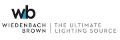 WIEDENBACH BROWN   THE ULTIMATE LIGHTING SOURCE.  (PRNewsFoto/Wiedenbach Brown)