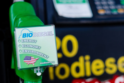 Jefferson City Biodiesel Pump