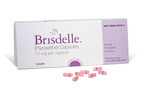 FDA approves Brisdelle(TM)(paroxetine) capsules, the first and only nonhormonal therapy for the treatment of moderate to severe vasomotor symptoms associated with menopause, commonly referred to as hot flashes and night sweats.  (PRNewsFoto/Noven Pharmaceuticals, Inc.)