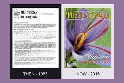 HerbalGram Magazine 1983 & 2016