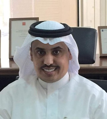 Mr. Fahad Ayed Al-Shammari (PRNewsFoto/Spimaco Addwaeih)