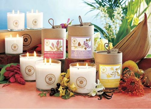 PartyLite Introduces Brighter World Candles (PRNewsFoto/PartyLite)