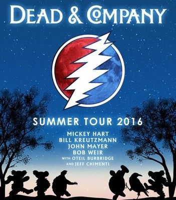DEAD & COMPANY TO LAUNCH 2016 TOUR