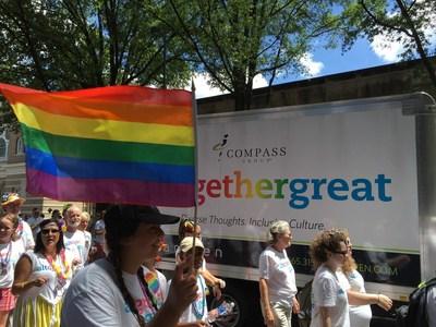 Charlotte Pride Parade 2016