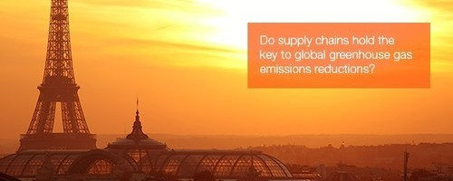Leading companies are mobilizing their suppliers toward a low-carbon world as they prepare for implementation of the newly agreed global climate deal, so finds the CDP Global Supply Chain Report 2016 ( www.cdp.net ). (PRNewsFoto/CDP) (PRNewsFoto/CDP)