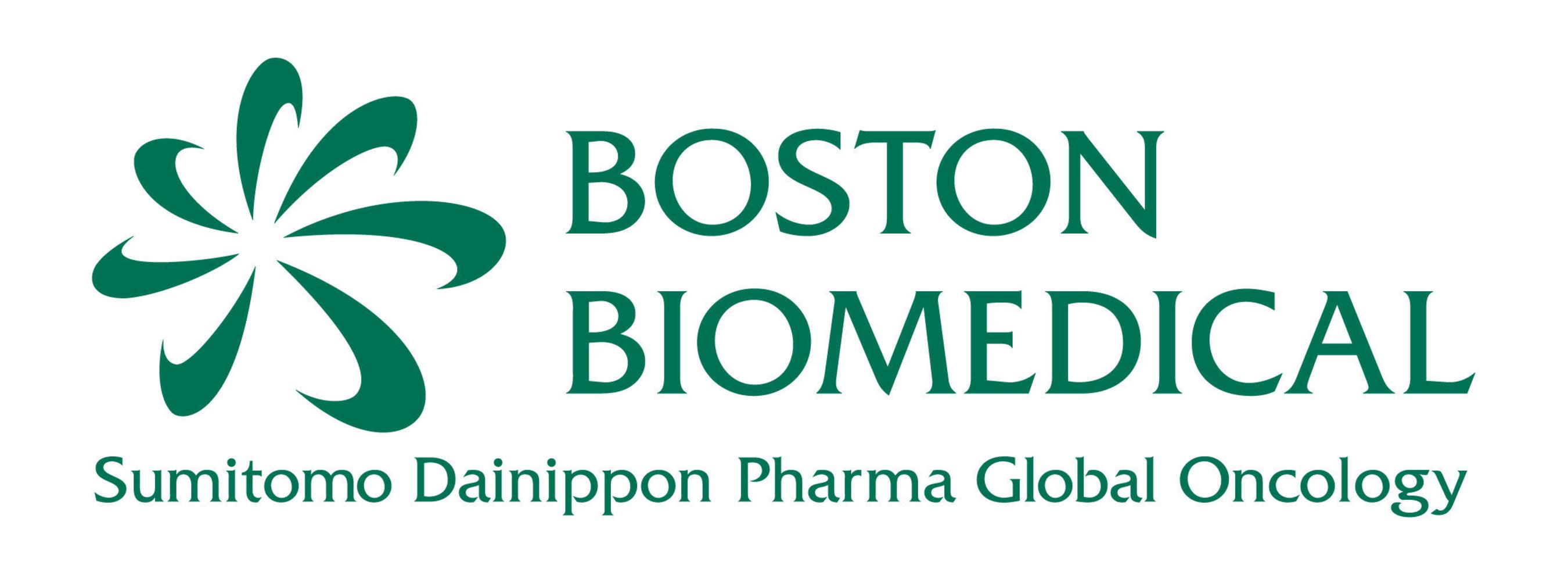 Boston Biomedical, Inc. (PRNewsFoto/Boston Biomedical Pharma, Inc.)