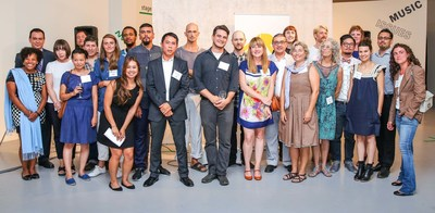 California Community Foundation's Fellowship for Visual Artists awards $415,000 in grants to 24 of the top emerging and mid-career visual artists living and working in Los Angeles. The Fellowship has supported more than 250 artists with more than $2.5 million in support since 1988. (PRNewsFoto/California Community Foundation)