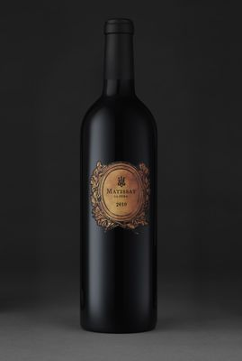 La Pèira Matissat: Meilleur vin rouge de France [Classement des Meilleurs Vins de France 2014, publié aux éditions Lafont Presse] (PRNewsFoto/La Peira)