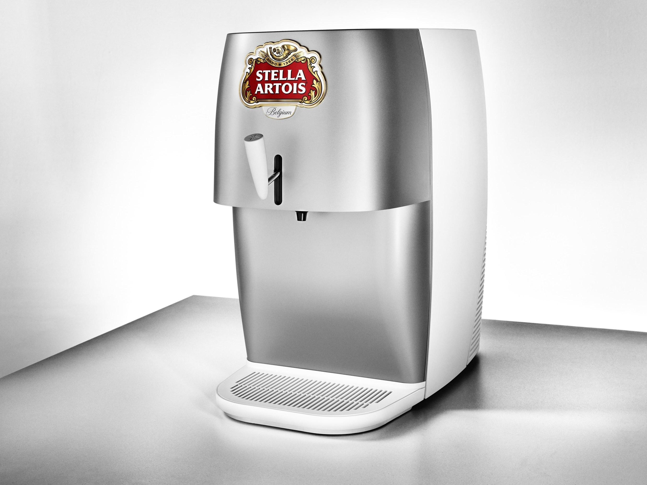 Introducing Stella Artois NOVA, a Sleek, Stylish Innovation in Draught Beer
