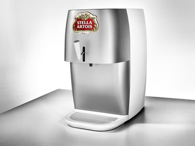 Introducing Stella Artois NOVA, a Sleek, Stylish Innovation in Draught Beer