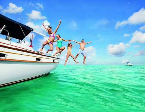 Aruba, One Happy Island For Families (PRNewsFoto/Aruba Tourism Authority )