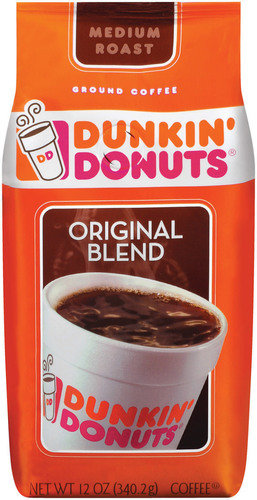 Dunkin' Donuts Packaged Coffee (PRNewsFoto/The J. M. Smucker Company)