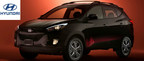 Hyundai provides zombie fans a real treat with the all new 2014 Hyundai Walking Dead Special Edition Tucson, now available at Planet Hyundai (PRNewsFoto/Planet Hyundai)