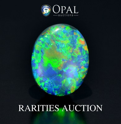Opal Auctions - Rarities Auction 4th May 2016