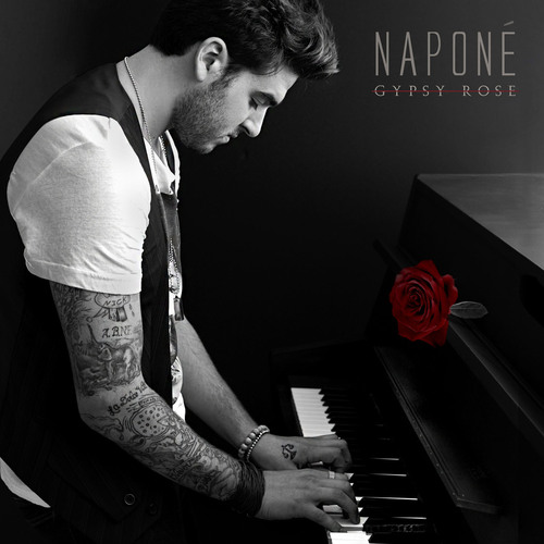 Napone - Gypsy Rose EP - Now available everywhere.  (PRNewsFoto/MVA Entertainment)