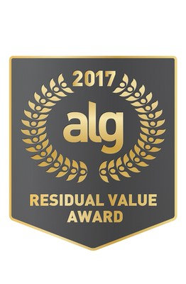 "Subaru Honored as ""Best Overall Mainstream Brand"" by ALG Residual Value Awards; Six Subaru Models Win in Respective Segments"