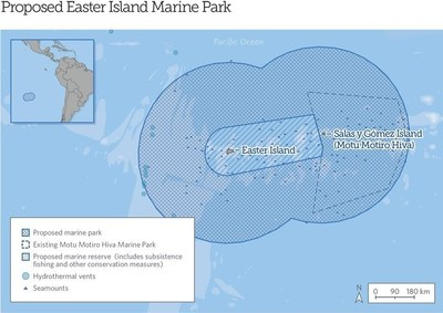 Proposed Easter Island Marine Park
