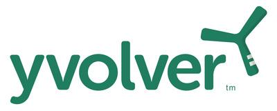 Yvolver's Company Logo.  (PRNewsFoto/Yvolver, Inc.)