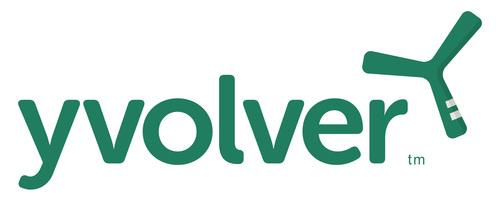 Yvolver's Company Logo. (PRNewsFoto/Yvolver, Inc.) (PRNewsFoto/YVOLVER, INC.)