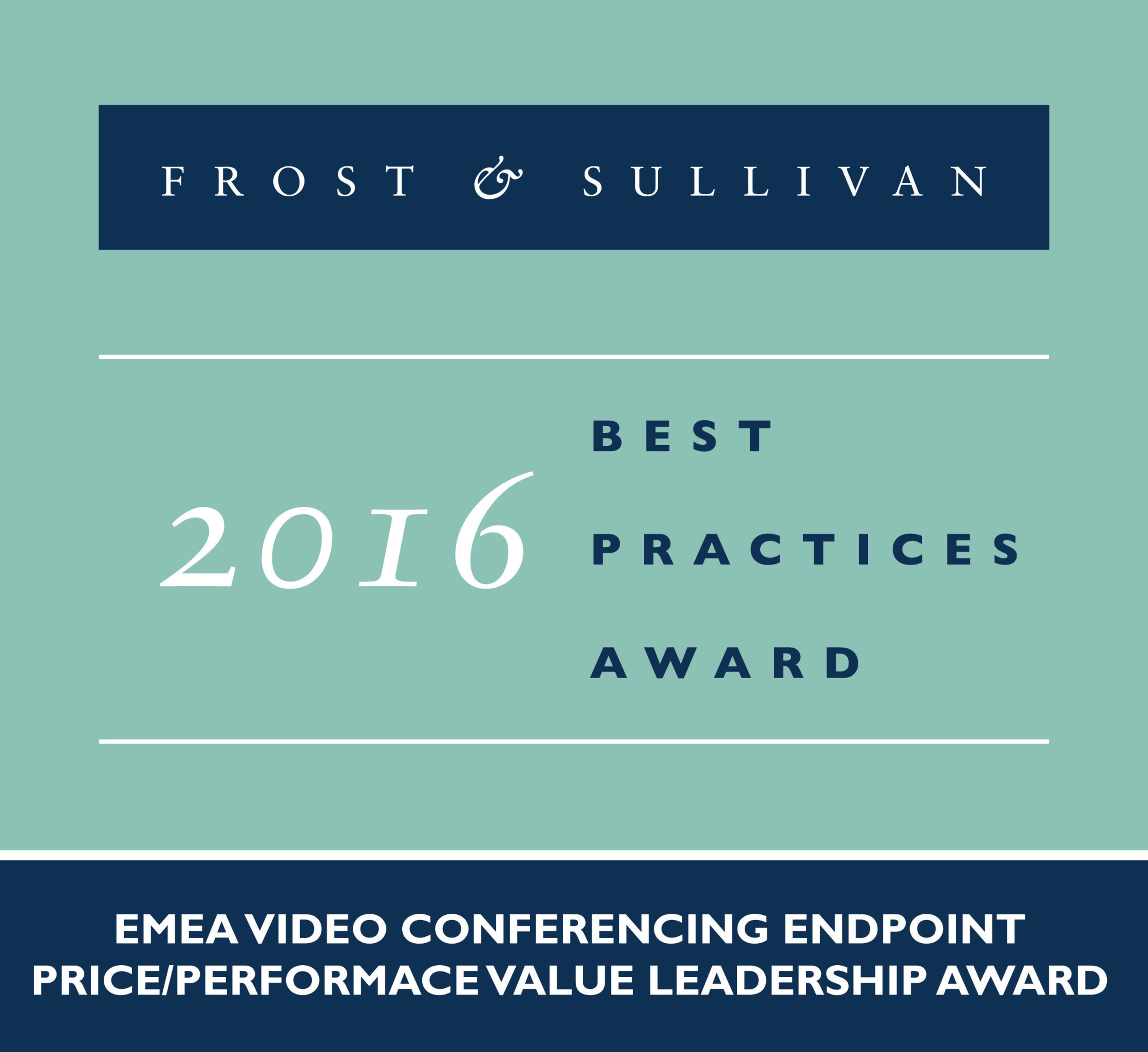 Tely Receives EMEA Video Conferencing Endpoint Price/Performance Value Leadership Award