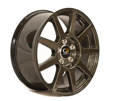 Carbon Revolution CR-9 Front wheel.  (PRNewsFoto/Carbon Revolution)