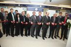 Representatives of Schengen client governments inaugurating the new VFS Global Visa Application Centre in London