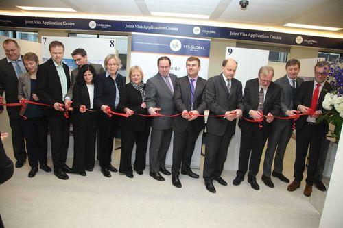 VFS Global Inaugurates New Premises in London