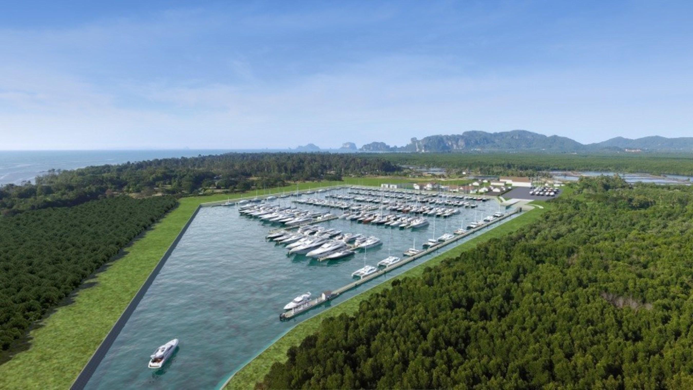 Port Takola, Thailand's New Yacht Marina, to Open Its 1st Phase in May 2016