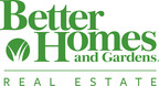Better Homes and Gardens Real Estate LLC logo.
