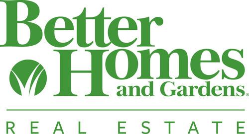 Better Homes and Gardens Real Estate LLC logo. (PRNewsFoto/Better Homes and Gardens Real Estate LLC) (PRNewsFoto/BETTER HOMES AND GARDENS REAL...)