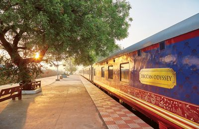 Deccan Odyssey Chosen as 'Asia's Leading Luxury Train' at World Travel Awards 2016