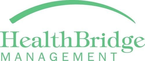 HealthBridge Management Logo (PRNewsFoto/HealthBridge Management)