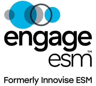 Engage ESM Logo (PRNewsFoto/Engage ESM)