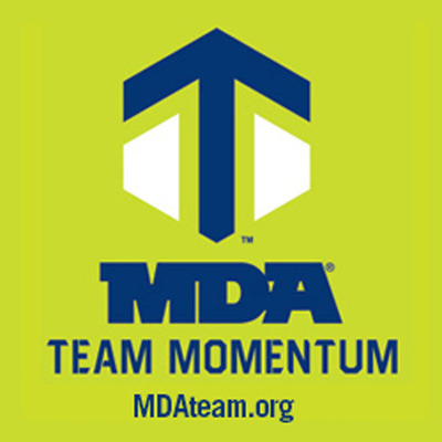 MDA Team Momentum will fuel the fight for muscle health at three inaugural races in 2014.  (PRNewsFoto/Muscular Dystrophy Association)