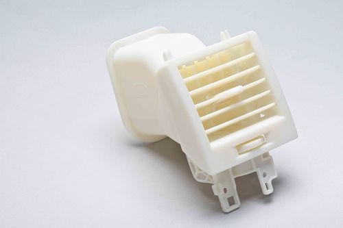 Automotive Air Conditioning Fixture 3D Printed in Objet High Temperature Material